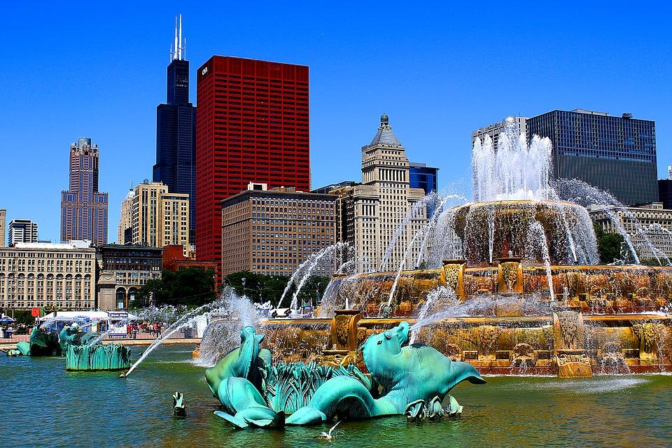 アメリカ第3の都市「シカゴ」の基本情報