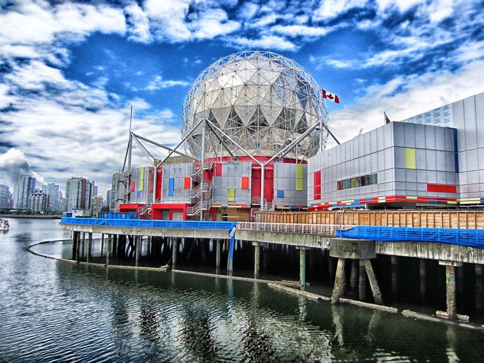 留学先として人気の高いカナダの都市「バンクーバー」