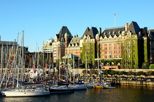 8割がカナダ人。カナダ留学にビクトリアを選ぶメリット