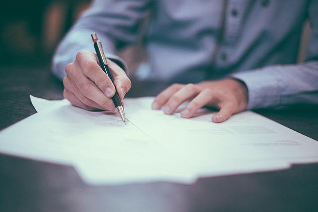 英文の手紙の書き方についてその④:締めの文章の書き方